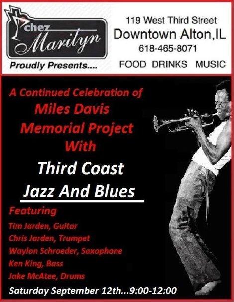 Chez Marilyn 9-12-15