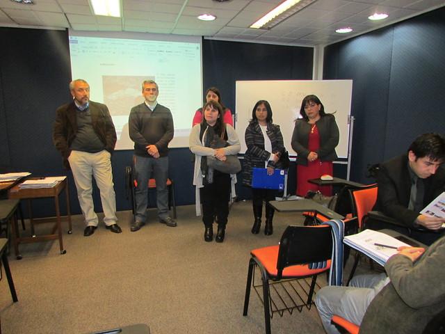 AFIICH da la bienvenida a los nuevos Fiscalizadores Tasadores  del SII - 28 Septiembre 2015
