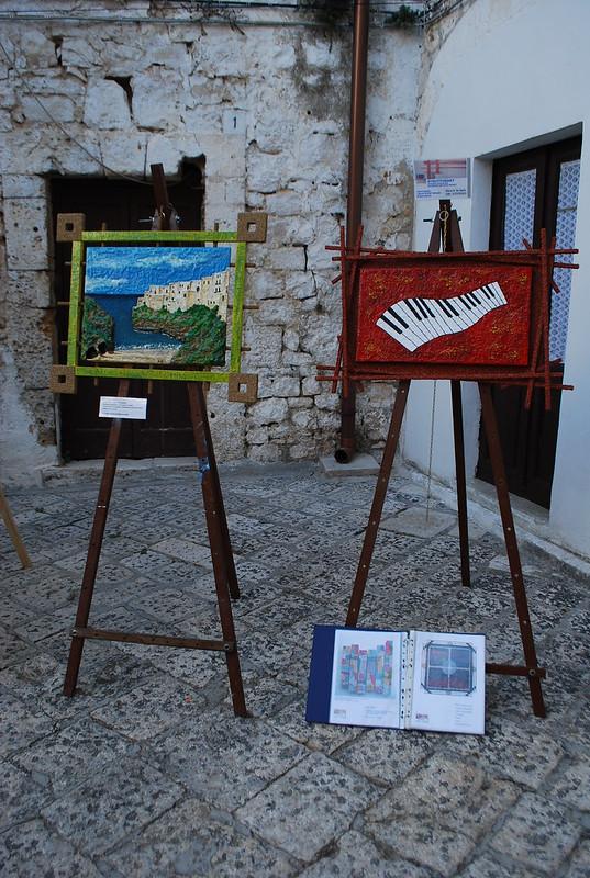 Rutigliano-L'arte condivisa in Cortile Castello (12)