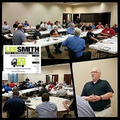 Bob Trewyn of Lee-Smith in #nooga discussing why #propane + #CNG in @FordTrucks + @Isuzu is a winner. #cleancities #FuelWhatMatters #partners #Lee-Smith #autogas @tnenvironment @propane_pro @freedom_cng @sterlingcng @americanlungco @cleancitiesgeorgia @cl