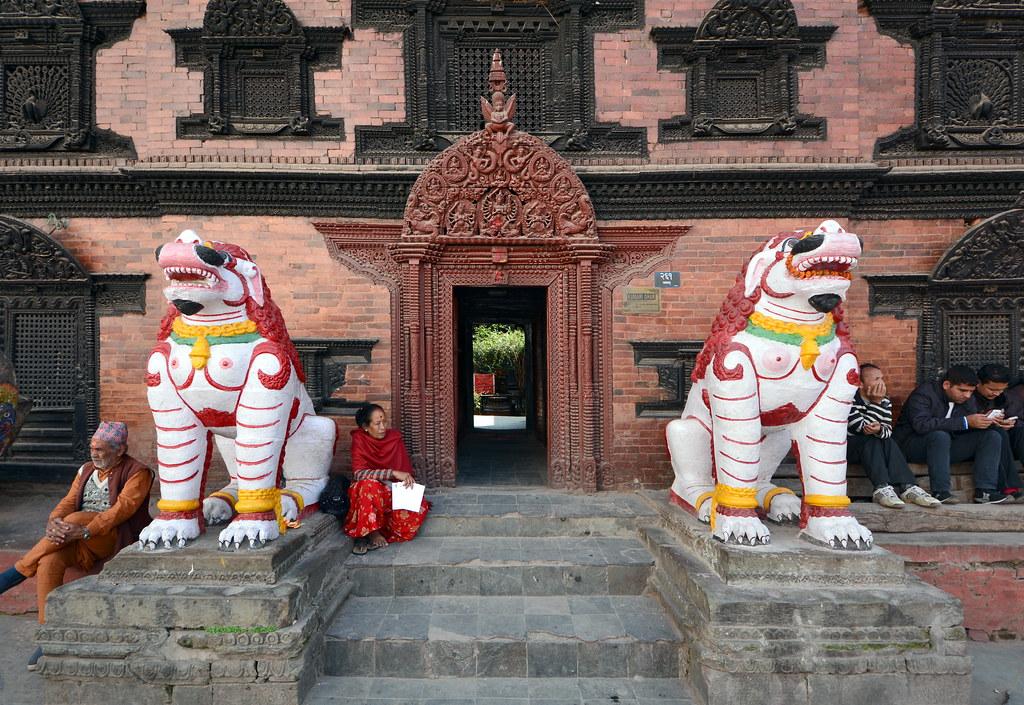 Nepal - Kathmandu - Kumari Ghar (Palace Of Living Goddess)…   Flickr