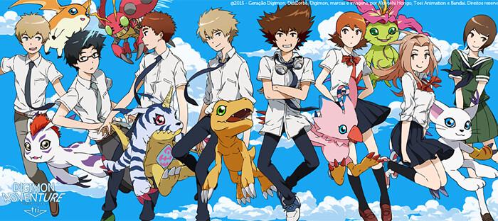 Mais um trailer de Digimon Adventure Tri está entre nós!
