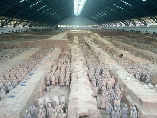 The chrome plated mystery of the Terracotta army's swords