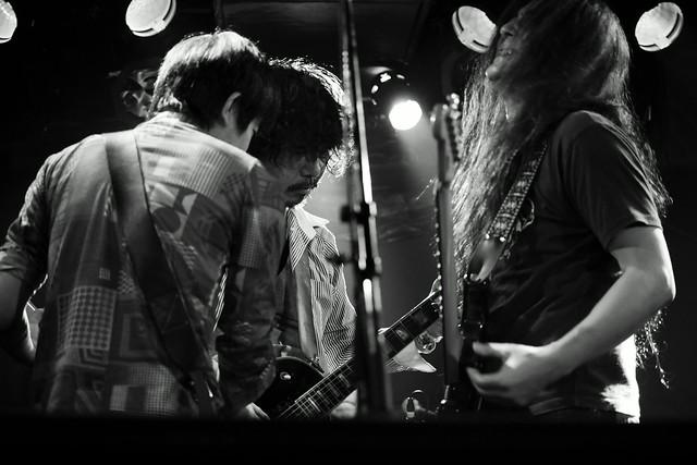 THE NICE live at Outbreak, Tokyo, 29 Sep 2015 - jam with Takayuki O.E. 524