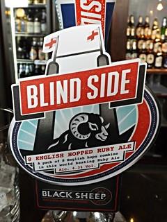 Black Sheep, Blind Side, England.