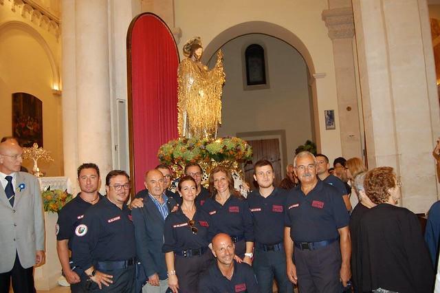 Casamassima-L'intervista post San Rocco al presidente del Comitato (14)
