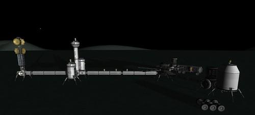 Shelley Base Complete