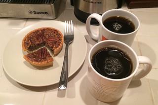Santa Barbara Roasting Company - Pecan pie