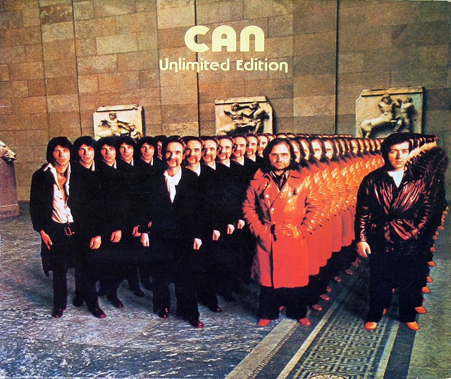 Can Unlimited Edition 2LP
