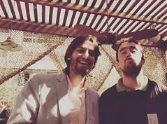 @jairostraccia y @claudiocelano me pidieron este incunable (?)  fotográfico en Tarquino invitados por @googleargentina