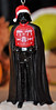 Darth Vader Christmas Sweater Hallmark Ornament NYCC 2015 by Mike Rogers Pix