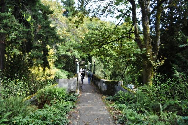 E. Lynn Street Bridge, Washington Park Arboretum