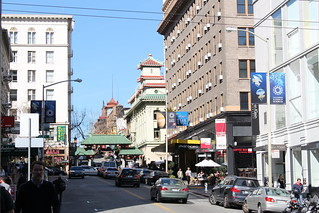 China Town, San Francisco