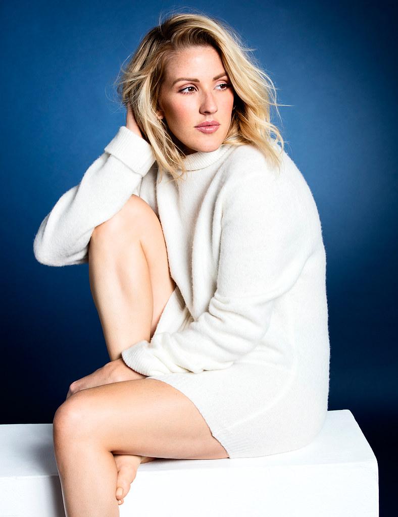 Элли Голдинг — Фотосессия для «Cosmopolitan» UK 2015 – 3