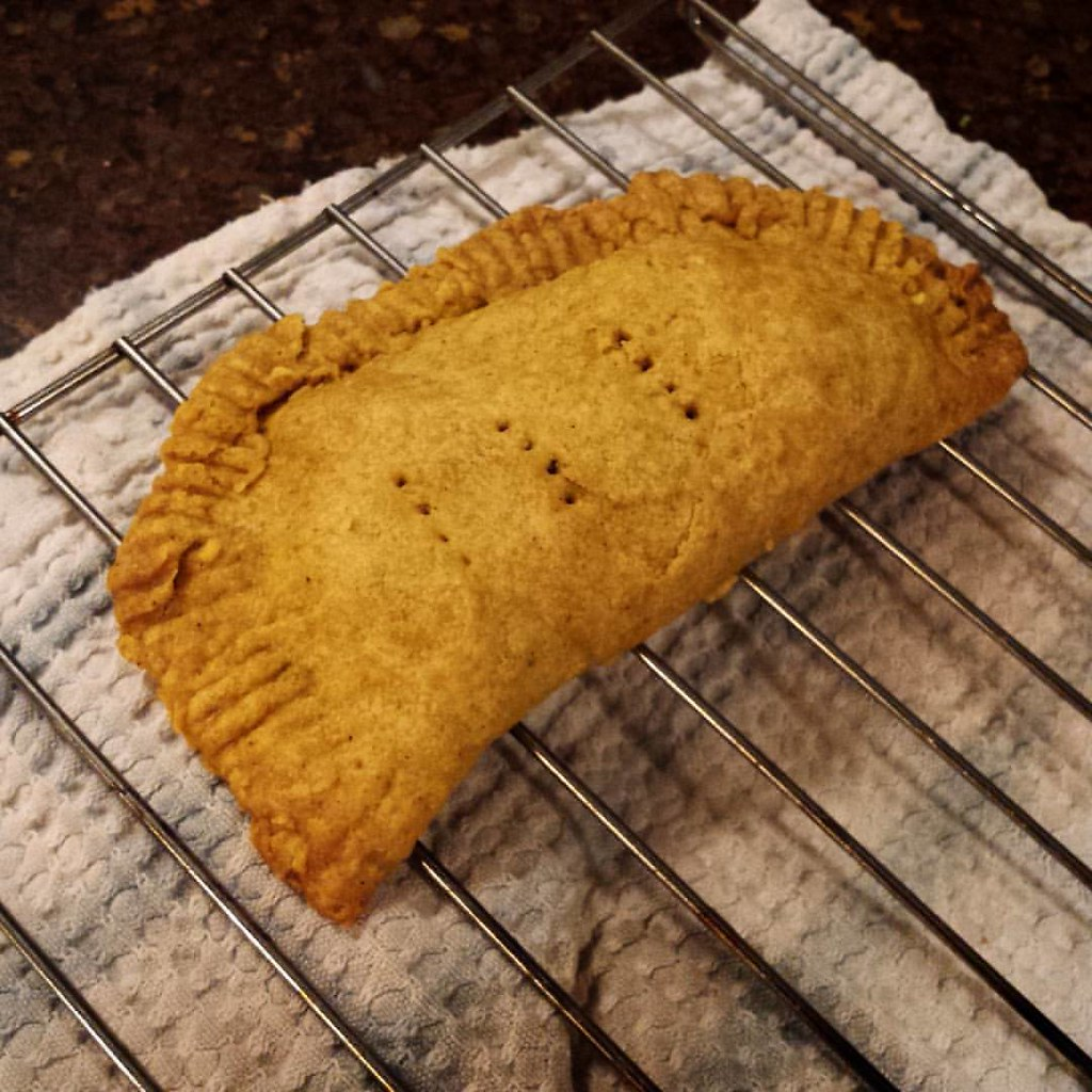 "Jamaican ""No-Beef"" Patties"