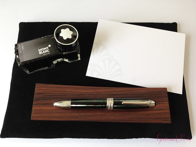Review Montblanc Moon Pearl LeGrand FP @couronneducomte (6)