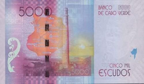 CapeVerde 5000 Escudos