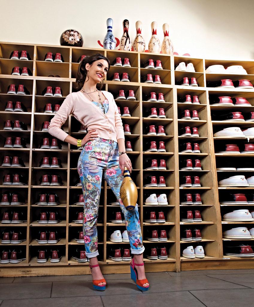 Виктория Джастис — Фотосессия для «Teen Now» 2012 – 2