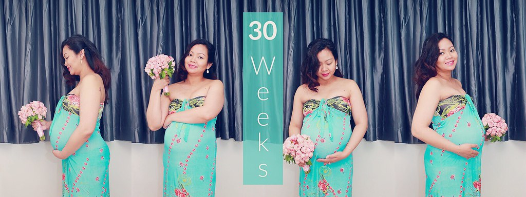Pregnancy Diary: 30 Weeks and 4 Days (October 4)