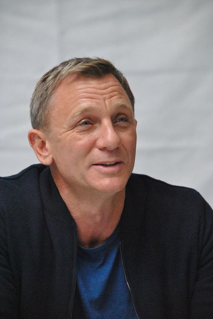 Дэниел Крэйг — Пресс-конференция «007: СПЕКТР» 2015 – 59