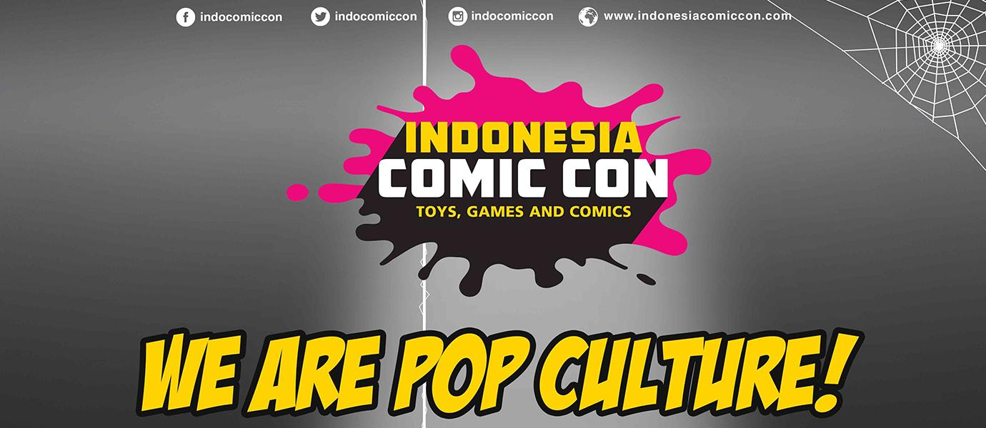Indonesia Comic Con 2015