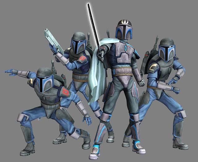 星戰特別專題:「曼達洛人」與「複製人士兵」跟「暴風兵」的起源與演化~(上篇)