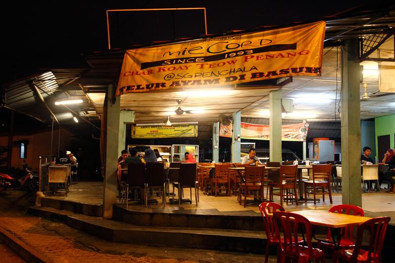 Sg Penchala Mie Cord Char Koay Teow