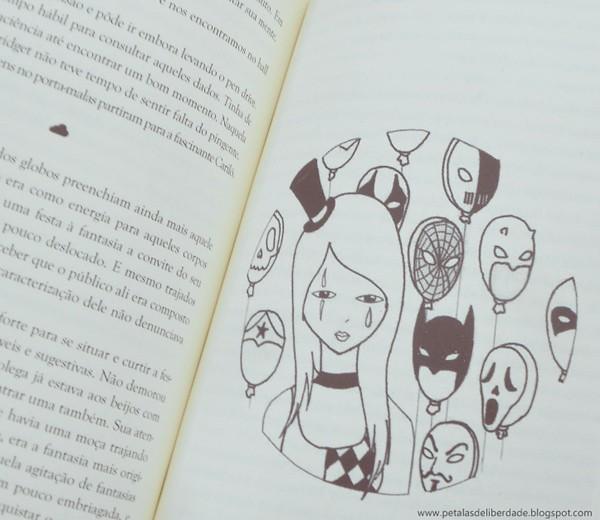 Ilustração, Resenha, livro, E o céu de Miramar?, Oliver Fábio, publicação independente, literatura nacional,