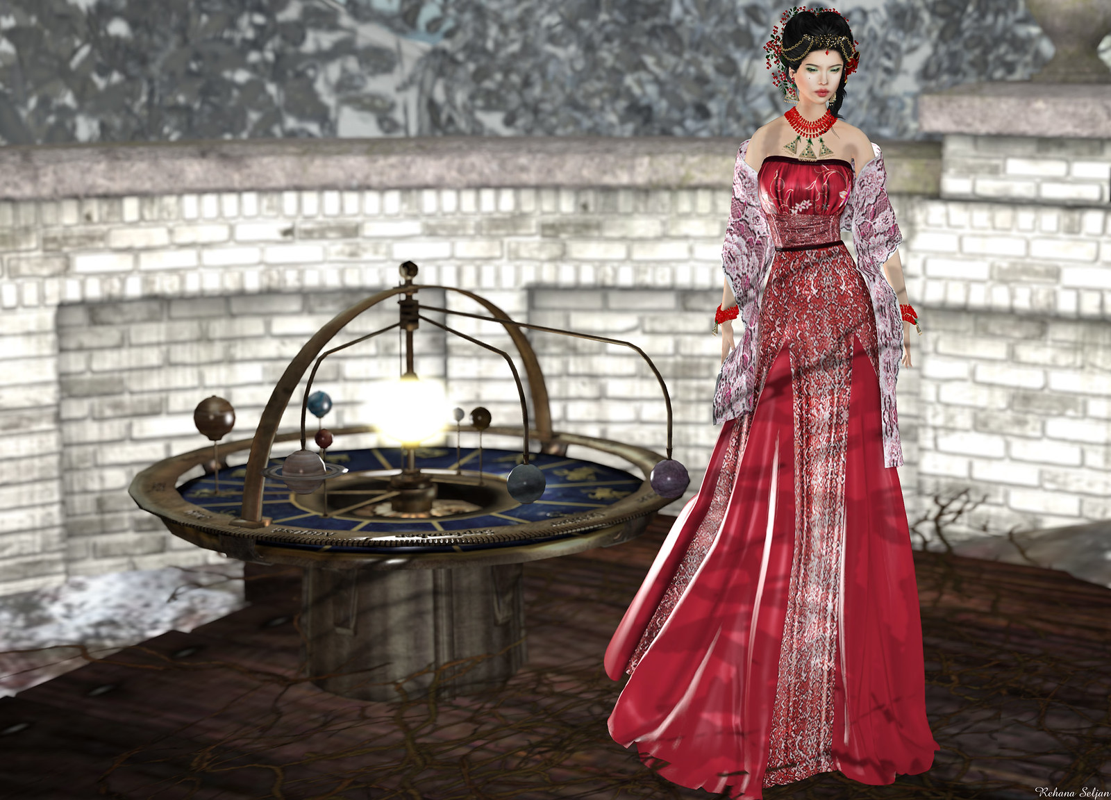VoguE - Xilonia Gown