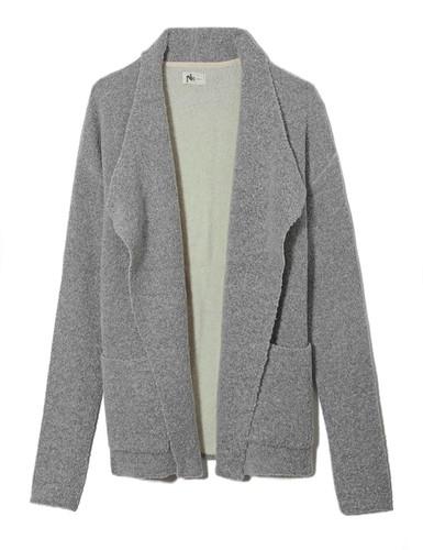 Lou & Grey Cozyup Sweater Coat_Grey