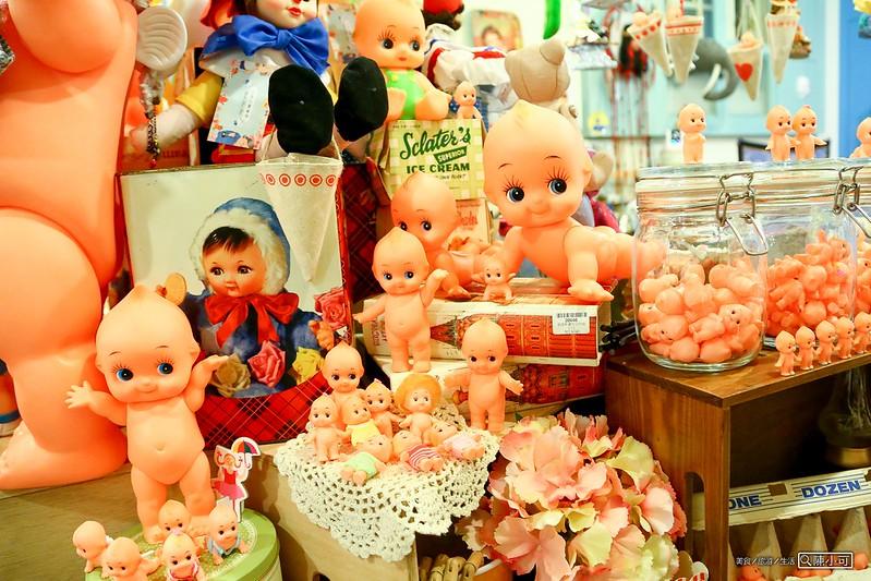 三叔公雜貨店,我的生活,收藏品杯緣子分享,看展覽 @陳小可的吃喝玩樂