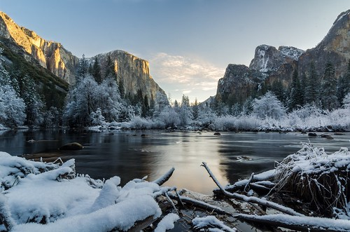 Yosemite Valley this past Friday.