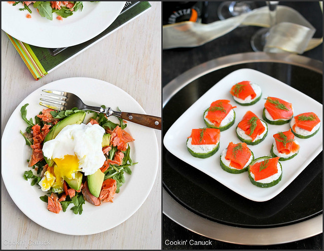 Breakfast Hash Recipe with Smoked Salmon & Dill