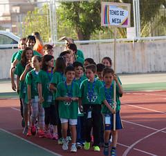 Olimpiadas Escolares JUDEX 2015