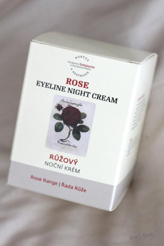 |Syb專欄|到捷克一定要去掃的貨!冬季乾燥肌的救星~神奇的玫瑰眼霜