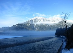 Winter morning in Hope