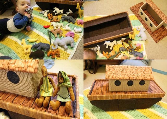 Isaac's ark