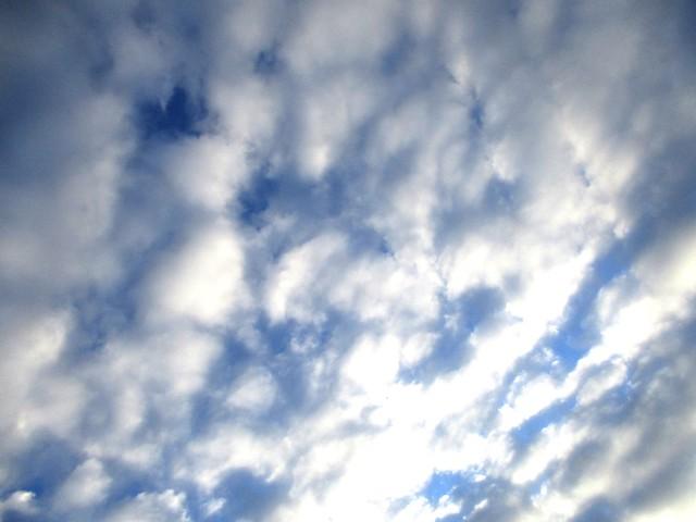 The sky - Marissa, Canon IXUS 175