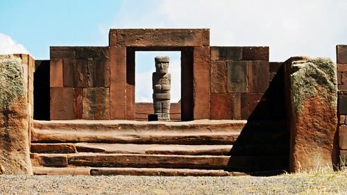 Tihuanaku - Bolivia