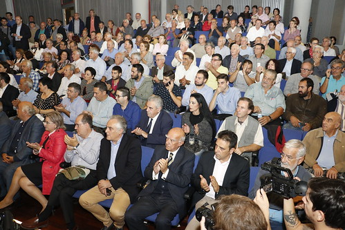 21.10.2016, Καλαμάτα: «Ποιο μέλλον για την Ελλάδα; Νέες ευρωπαϊκές και διεθνείς προκλήσεις»
