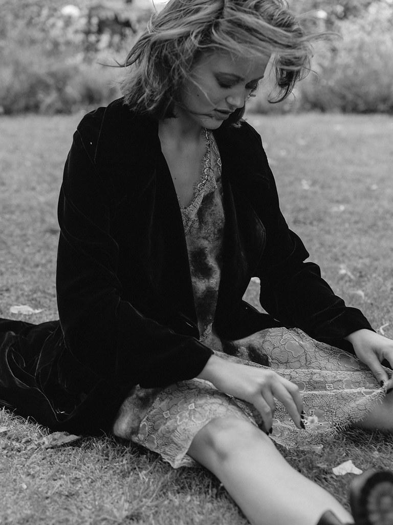 Элла Пернелл — Фотосессия для «Wonderland» 2016 – 1