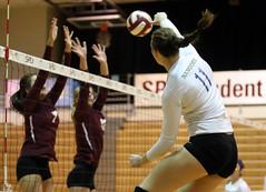 Angela Molesworth - Alaska Fairbanks Volleyball - 9361