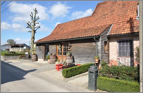 2015.04.05=0007: Huisbrouwerij Sint Canarus, Gottem, Belgium.