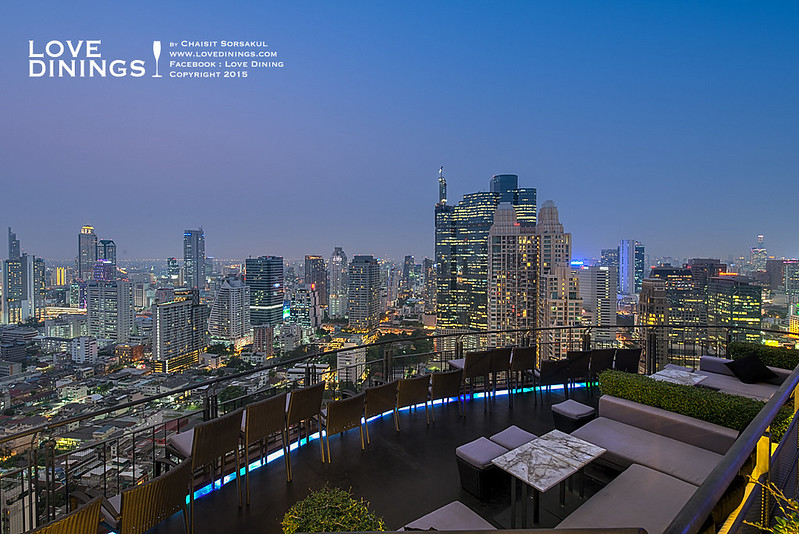 Zoom at Sathorn Sky Bar & Restaurant Rooftop Bar Bangkok รูฟท็อปกรุงเทพ_09