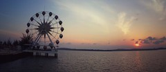 Selamat Pagi Batam #Sunrise #Panorama #Batam #Ocarina #Indonesia #Samsung