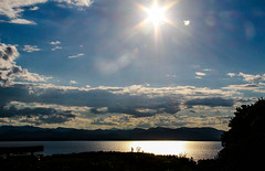 Shiny Lake Champlain