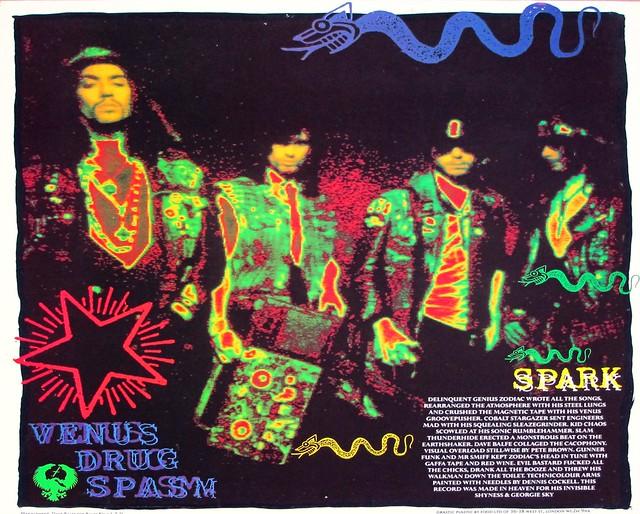"ZODIAC MINDWARP & THE LOVE REACTION High Priest of Love 12"" LP VINYL"