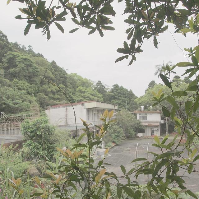 廢棄在山林裡的泰平國小