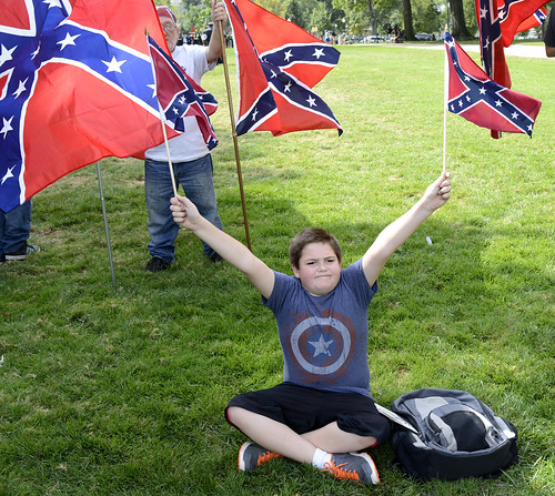 "2015 ""Southern"" But Really Confederate Heritage DC Rally 4"