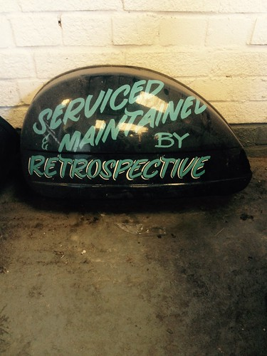 Serviced & Maintained by RETROSPECTIVE